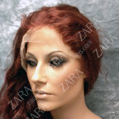 Zara Full Lace Wigs 30