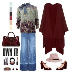 """""""Own it!"""" by musicfriend1 on Polyvore featuring Tortoise, Valentino, The Row, Hogan, Kate Spade, Dsquared2, Annoushka and Eugenia Kim"""