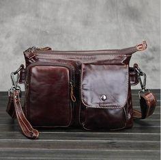 TigerTown Brand Vintage Messenger Bag