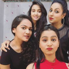 The girl gang Badminton Photos, I Just Love You, Indian Teen, Girl Gang, Celebs, Celebrities, Best Actor, Cute Couples, My Hero