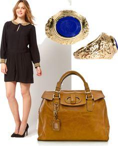 """Estillo Borse handbag"" by chicchampion-905 on Polyvore"