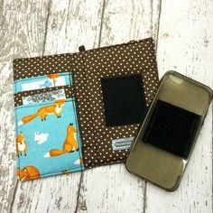 Samsung Galaxy S3 S4 S5 S6 portafoglio con di BeulahVida su Etsy