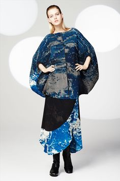 Issey Miyake Pre-Autumn-Winter 2016-2017 (Pre-Fall 2016) collection