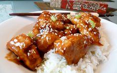 Poulet Général Tao facile › Cuisine Étudiant