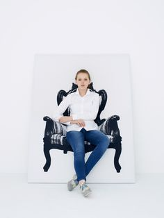 Canvas Chair design by YOY