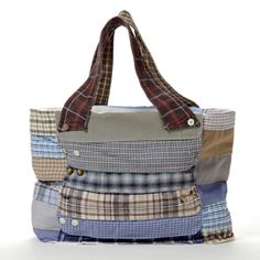 Collar and Cuffs Tote Bag