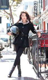 "Military Jacket - Non-Zipper, $89.00. Coco Chanel said, ""Fashion fades, only style remains the same."" The always-stylish ""Military"" jacket proves that we agree. Check out http://www.gogogearla.com/military-jacket-non-zipper/"
