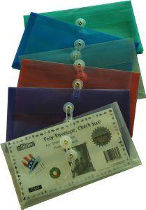 Amazon.com: reusable envelopes for budgeting