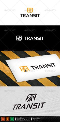Traffic Logo Template — Vector EPS #professional #iron • Available here → https://graphicriver.net/item/traffic-logo-template/1697279?ref=pxcr