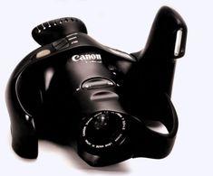 Luigi Colani - for Canon