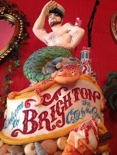 Choccywoccydoodah Cake Shop in Brighton ... Mmmmm