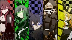 Amazing black rock shooter pics | Tag Archives: black rock shooter anime tv 2012 dead master kagari part ...