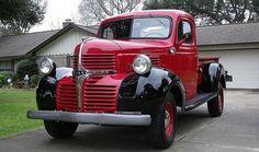 1947 Dodge WD15 Pickup