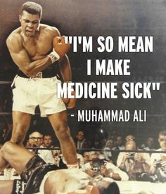 Muhammad Ali was one of the most inspiring athletes in history. Here are 30 of the greatest Muhammad Ali quotes to inspire you to achieve your own goals. Sport Motivation, Fitness Motivation Quotes, Daily Motivation, Taekwondo, Muhammad Ali Quotes, Muhammad Ali Boxing, Mohamed Ali, Float Like A Butterfly, Ju Jitsu