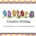 Enjoy these neat Easter themed creative writing prompts and Easter themed paper. You will receive 18 writing prompt pages and more than 10 blank (l...