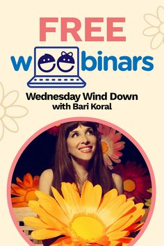 Don't forget to sign up for Wednesday Wind Down with Bari Koral today at 4pm (EST). Self Concept, Priorities List, Emotional Development, Social Emotional Learning, Bari, Healthy Relationships, Childcare, Early Childhood, Curriculum