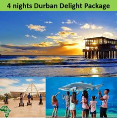 365 days of Sun, Spice, Sea and Safari... come and get your sizzle on!! A hive of family fun from Ushaka Marine World to Segway Tours on the promenade or just sunbathing in the sea. This Durban tour caters for your interests and budgets. Compassline has done it again! Durban South Africa, Kwazulu Natal, Safari, Places To Go, Spice, Southern, Tours, Sun, City