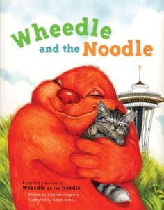 Wheedle and the Noodle by Stephen Cosgrove Illustrated by Robin James. A PNW classic Used Books, Books To Read, Robin James, Smokey The Bears, Special Symbols, Penguin Random House, Ol Days, Special Characters, Serendipity