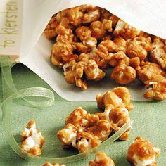 Caramel Popcorn Recipe | MyRecipes.com