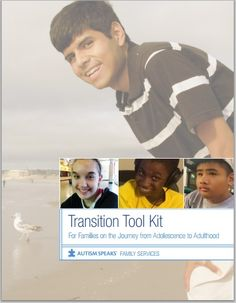 New! Autism Speaks is excited to announce the launch of Version 2.0 of the popular Transition Tool Kit. The Autism Speaks Transition Tool Kit was created to serve as a guide to assist families on th