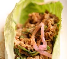 Kin Shop's Spicy Duck Laab Salad, One of Our 100 Favorite Dishes
