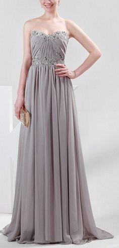Vestidos de Dama de honor de boda Maxi largo por Perfectdresses