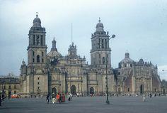 Mexico City between 1952-1973