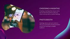 How to choose a perfect hashtag for your activation to make sure you get the right response on social media Photo Booth Activation #marketing #activations #photobooth #hashtag #experientialmarketing - Mehreen Talks Create A Hashtag, Social Media Impact, Experiential Marketing, Photos Of Eyes, Event Page, Photo Booth Backdrop, Create Photo, Unique Photo, Cool Pictures