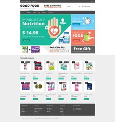 254 Best Shopify Themes images in 2015 | Design websites