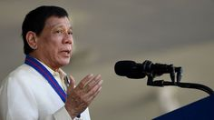 Image copyright AFP Image caption Thousands have been killed since President Duterte launched his war on drugs last year Lawmakers in the Philippines have voted to give an annual. People Power Revolution, Thursday Next, Islamic City, Military Rule, Rodrigo Duterte, War On Drugs, Power To The People, Image Caption, Law And Order