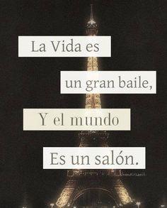 La vida....