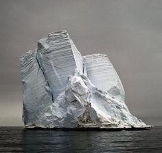iceberg, camille seaman