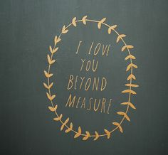 I want to create something like this on my chalkboard using my metallic paints