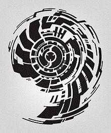 Cryoshell (band) - Wikipedia, the free encyclopedia Body Art Tattoos, Tribal Tattoos, Sleeve Tattoos, Tatoos, Biomech Tattoo, Tech Tattoo, Cyberpunk Tattoo, Circuit Tattoo, Trash Polka