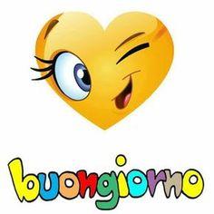Good Morning Nature, Good Morning Good Night, Italian Memes, Smiley Emoji, Smiley Faces, Funny Good Morning Quotes, Emoji Images, Smile Images, Say Hello
