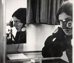 Tina Modotti (1892-1942), self-portrait.