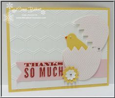 Oh Hello Easter Chick by iluvstamping13 - Cards and Paper Crafts at Splitcoaststampers