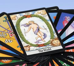 The Tarot Card, The World - Blog post by Looking Beyond Master Psychic Readers