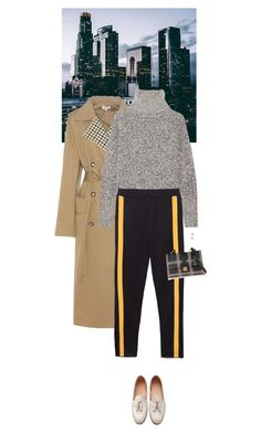 """""""Outfit of the Day"""" by wizmurphy ❤ liked on Polyvore featuring Isa Arfen, Theory, Dieppa Restrepo, Miu Miu, J.Crew, ootd and turtleneck"""