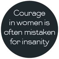 And men are the one's who commonly mistake this! ~My personal Experience!