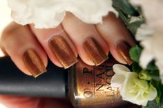 The Beauty Case: [The Rainbow Ladies 2.0] BROWN OPI Warm&Fozzie
