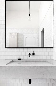 See and enjoy ideas about Bathroom mirrors on termin(ART)ors.com. | You'll see something you might not see it before. :) The picture we use as a PIN here is from: http://masterbathroomsmart.com/fashion-your-bathroom-with-stylish-bathroom-mirrors/