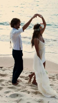 Summer Wedding on the beach