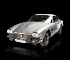 1961 Maserati 5000 GT Bertone