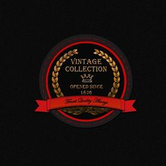 Learn To Make A Beautiful Vintage Label In Adobe Photoshop Photoshop Illustrator, Illustrator Tutorials, Photoshop Tips, Vintage Labels, Juventus Logo, Learning, How To Make, Beautiful, Button