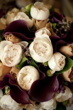 bride / bridesmaids / bouquet