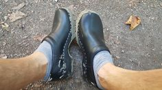 Muddy clogs #2