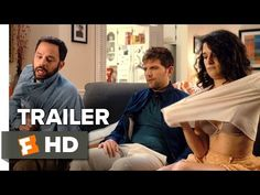 My Blind Brother Official Trailer 1 (2016) - Adam Scott Movie - YouTube