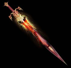 Weaponry 652 Sword Eater by on DeviantArt Fantasy Weapons, Fantasy Sword, Anime Weapons, Fantasy Life, Sci Fi Weapons, Weapon Concept Art, Mystical World, Anime Ninja, Swords And Daggers