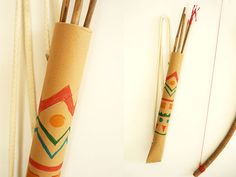 6 Favorite Craft Projects with Heather Ross Made from paper towel roll Projects For Kids, Diy For Kids, Cool Kids, Crafts For Kids, Craft Projects, Diy Crafts, Wild West Party, Heather Ross, Paper Towel Rolls